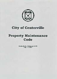 property maintenance code